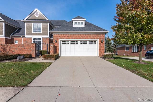 726 Seabiscuit Drive, Troy, MI 48084 (MLS #219115282) :: The Toth Team