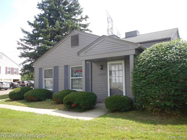 3017 Maplewood Court #56, Orion Twp, MI 48360 (MLS #219115285) :: The Toth Team