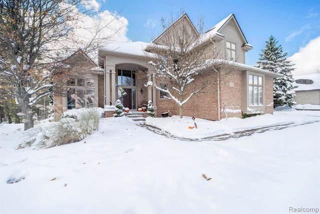 6808 Oakhurst Ridge Road, Independence Twp, MI 48348 (#219115292) :: Duneske Real Estate Advisors