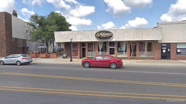 4853 Schaefer Road, Dearborn, MI 48126 (#219115311) :: The Buckley Jolley Real Estate Team