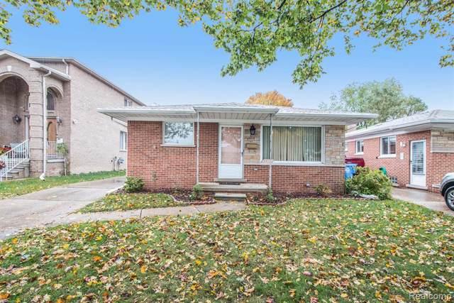 6458 Highview Street, Dearborn Heights, MI 48127 (#219115325) :: The Buckley Jolley Real Estate Team