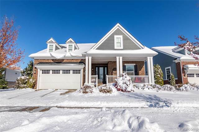 49672 Shire Lane, Canton Twp, MI 48188 (#219115350) :: The Buckley Jolley Real Estate Team