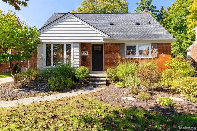 2107 Rochester Road, Royal Oak, MI 48073 (#219115411) :: The Alex Nugent Team | Real Estate One