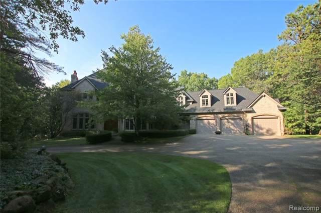 3447 Jossman Hills, Groveland Twp, MI 48462 (#219115431) :: The Buckley Jolley Real Estate Team