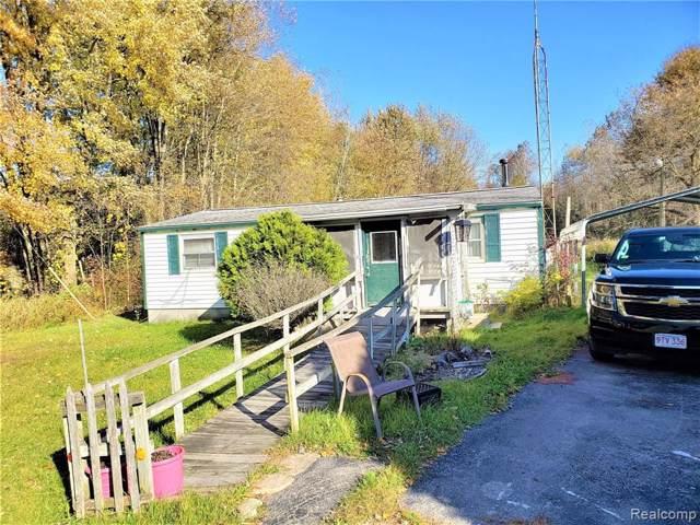 1180 Sturdevant Road, Kimball Twp, MI 48074 (MLS #219115450) :: The John Wentworth Group
