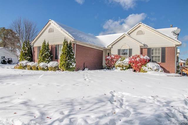 2045 Barclay Avenue, Shelby Twp, MI 48317 (#219115452) :: The Alex Nugent Team | Real Estate One