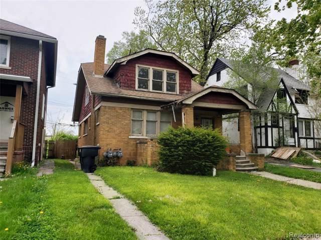 14053 Strathmoor Street, Detroit, MI 48227 (#219115526) :: Team DeYonker