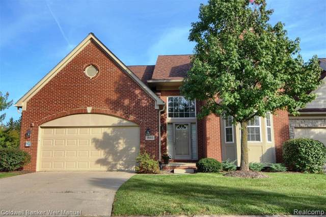 1845 Scenic Drive, Canton Twp, MI 48188 (#219115529) :: The Buckley Jolley Real Estate Team