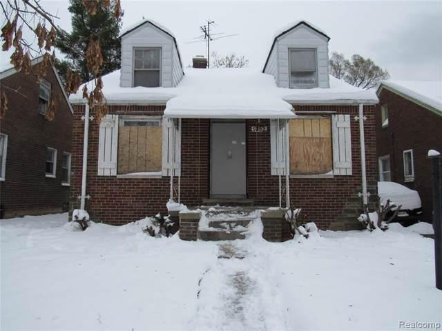 9802 Philip Street, Detroit, MI 48224 (#219115561) :: Team DeYonker