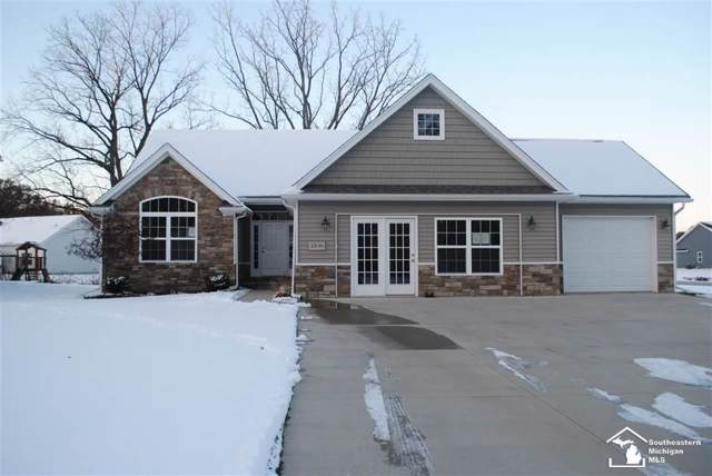 1598 Dean Rd, Bedford Twp, MI 48182 (#57050000097) :: The Alex Nugent Team | Real Estate One