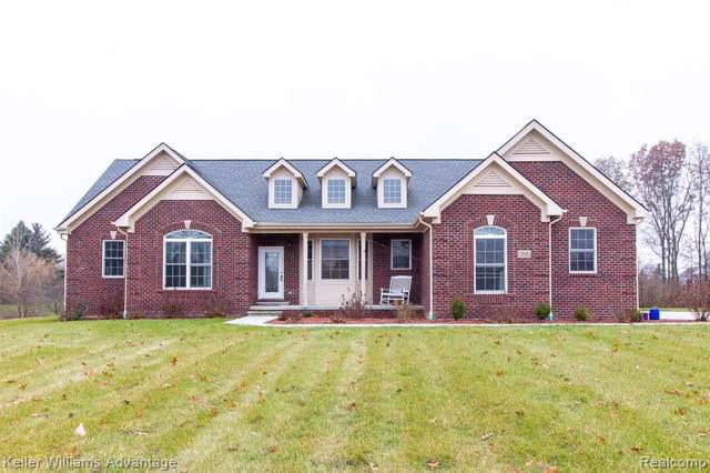 315 Warner Pl, York Twp, MI 48176 (#219115618) :: The Buckley Jolley Real Estate Team