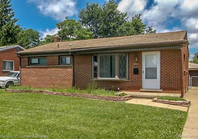 27034 Ford Road, Dearborn Heights, MI 48127 (MLS #219115633) :: The Toth Team