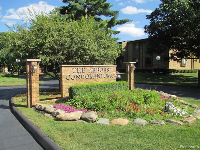 27333 Arborway Road #60, Southfield, MI 48033 (#219115668) :: RE/MAX Nexus