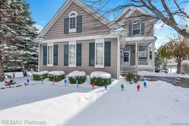 1137 Hudson Drive, Marion Twp, MI 48843 (MLS #219115718) :: The John Wentworth Group