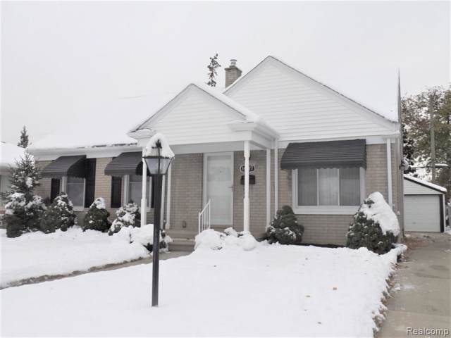 16827 Juliana Avenue, Eastpointe, MI 48021 (#219115720) :: The Alex Nugent Team | Real Estate One
