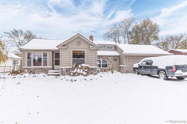 7255 Bluebird, Waterford Twp, MI 48329 (#219115736) :: The Alex Nugent Team | Real Estate One