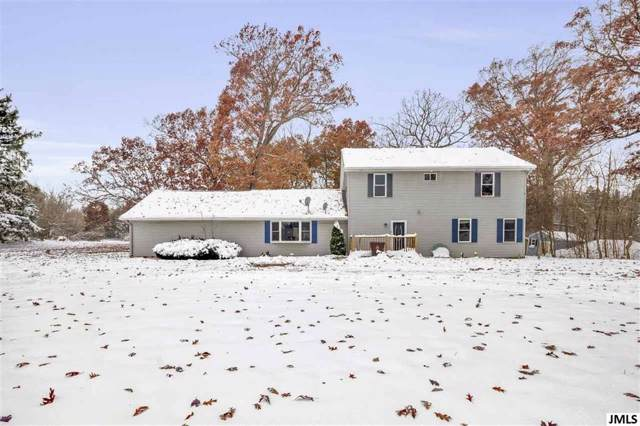 8046 Clark Lake Rd, Napoleon, MI 49234 (MLS #55201904189) :: The Toth Team