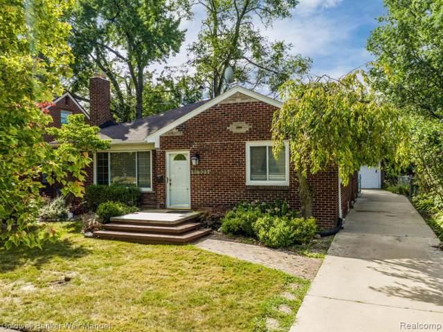 10535 Vernon Avenue, Huntington Woods, MI 48070 (#219115744) :: RE/MAX Nexus
