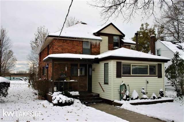 5943 Pointe Tremble Rd, Clay Twp, MI 48001 (#58050000132) :: GK Real Estate Team