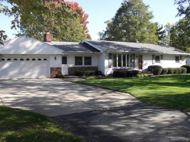 3808 Parker Road, Fort Gratiot Twp, MI 48059 (#219115816) :: The Buckley Jolley Real Estate Team