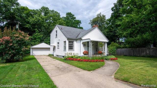 2855 Ferris Street, Berkley, MI 48072 (#219115818) :: RE/MAX Nexus