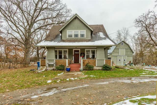 5462 Plymouth-Ann Arbor Road, Superior Twp, MI 48105 (#219115832) :: The Buckley Jolley Real Estate Team
