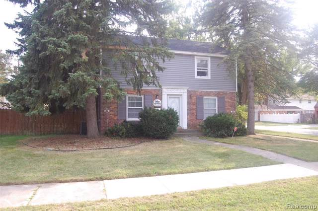 18229 Melrose Avenue, Southfield, MI 48075 (#219115841) :: RE/MAX Nexus