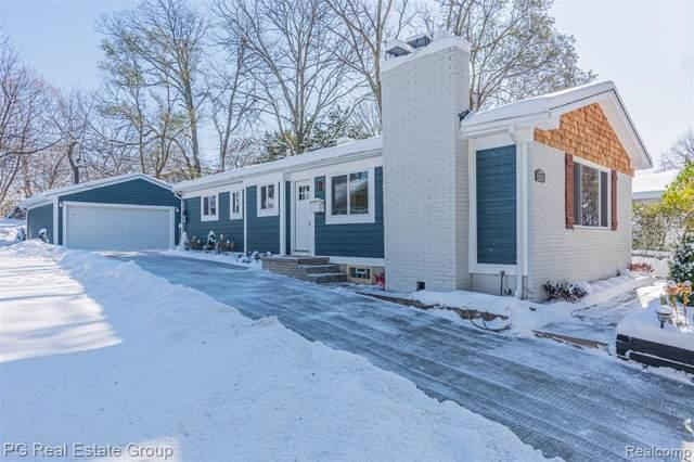 222 N Alice Avenue, Rochester, MI 48307 (#219115856) :: The Alex Nugent Team | Real Estate One