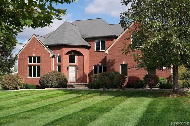 1870 Stoneridge Drive, Lodi Twp, MI 48176 (#219115878) :: RE/MAX Nexus