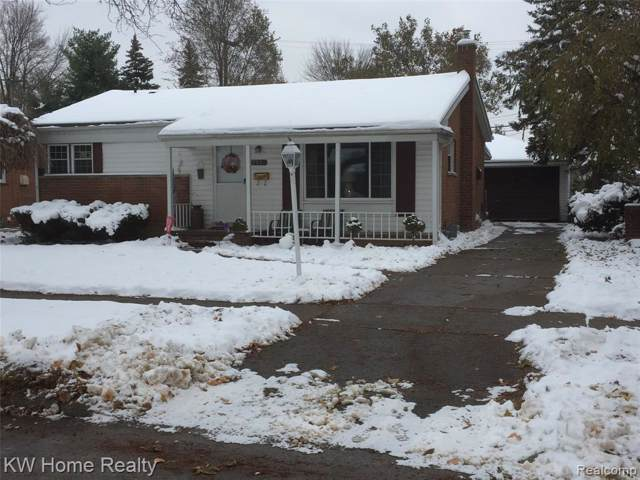 7703 Rosemary St, Dearborn Heights, MI 48127 (MLS #219115911) :: The Toth Team