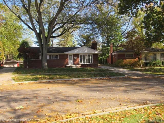 33856 Glenview Drive, Farmington, MI 48335 (MLS #219115919) :: The John Wentworth Group