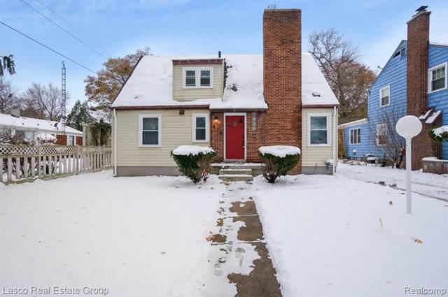 618 Chandler Street, Flint, MI 48503 (#219115945) :: Springview Realty