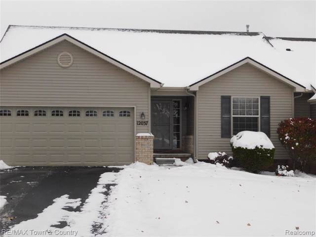 12037 Princewood Drive, Fenton Twp, MI 48430 (#219115949) :: The Buckley Jolley Real Estate Team