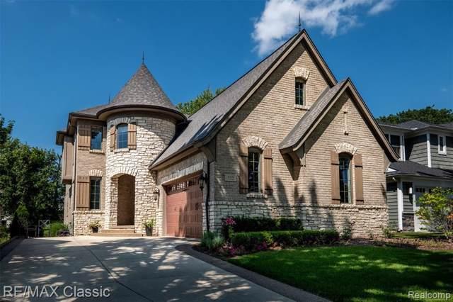 322 Griggs Street, Rochester, MI 48307 (#219115961) :: The Alex Nugent Team | Real Estate One