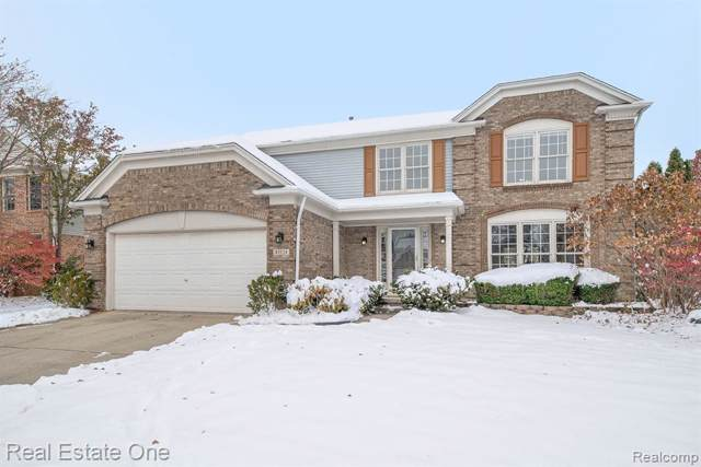 45124 Seabrook Drive, Canton Twp, MI 48188 (MLS #219116006) :: The Toth Team