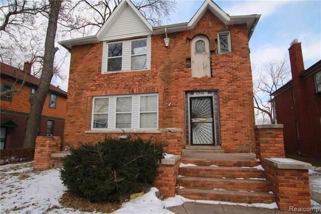 13340 Hartwell Street, Detroit, MI 48227 (#219116009) :: Team DeYonker