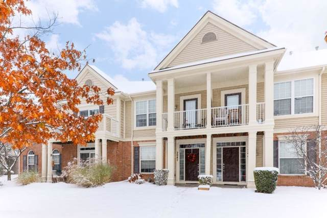 2087 Arcadia Drive, Canton Twp, MI 48188 (#543270014) :: The Buckley Jolley Real Estate Team
