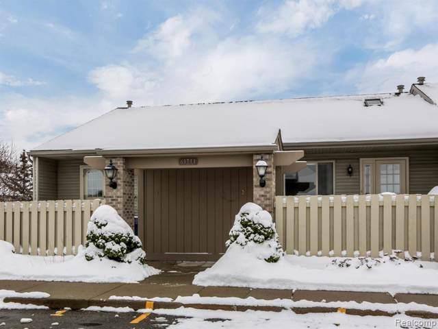 61711 Williamsburg #2, South Lyon, MI 48178 (#219116034) :: Duneske Real Estate Advisors