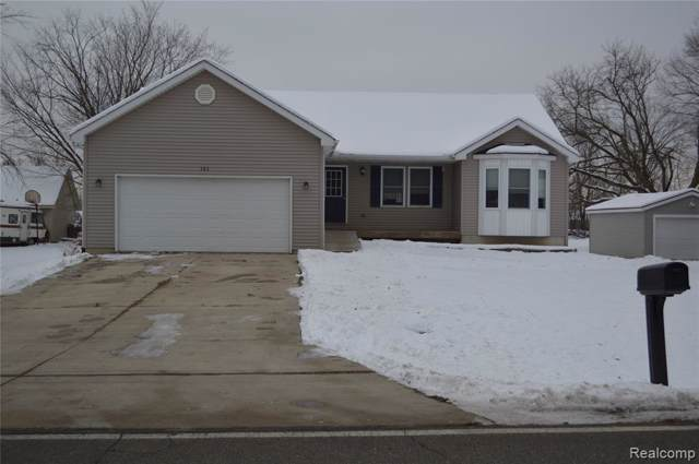 388 Pickford Road, Kimball Twp, MI 48074 (#219116042) :: The Buckley Jolley Real Estate Team