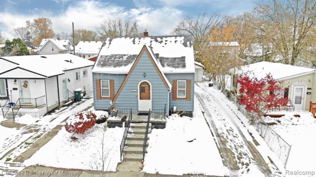 3621 Buckingham Avenue, Berkley, MI 48072 (#219116054) :: RE/MAX Nexus