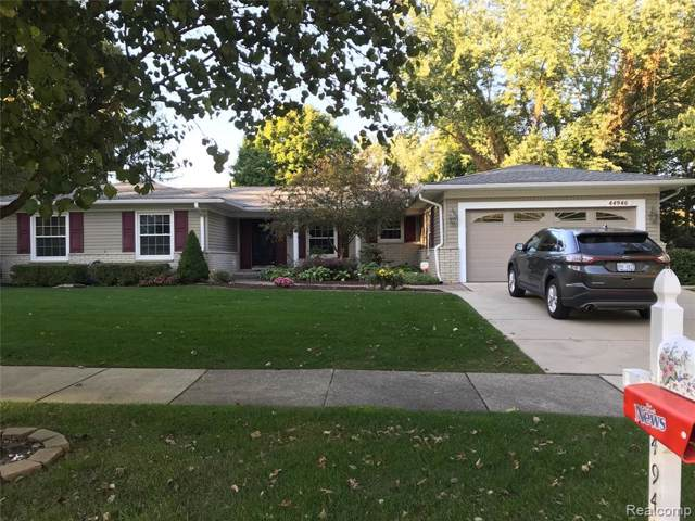 44946 Governor Bradford Road, Plymouth Twp, MI 48170 (#219116075) :: The Alex Nugent Team | Real Estate One