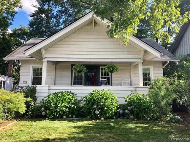 328 E Lawrence Avenue, Royal Oak, MI 48073 (#219116090) :: RE/MAX Nexus