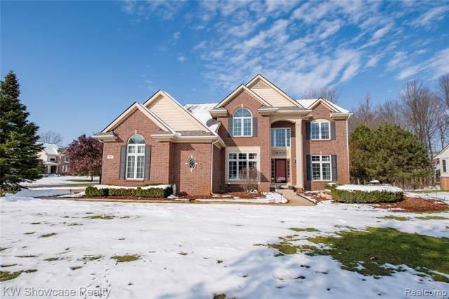 488 Kent Way, White Lake Twp, MI 48383 (#219116140) :: The Alex Nugent Team | Real Estate One