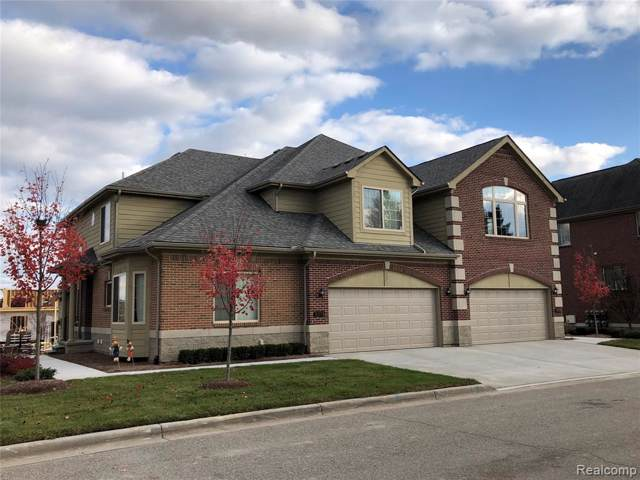 53180 Celtic Court, Shelby Twp, MI 48315 (MLS #219116153) :: The Toth Team