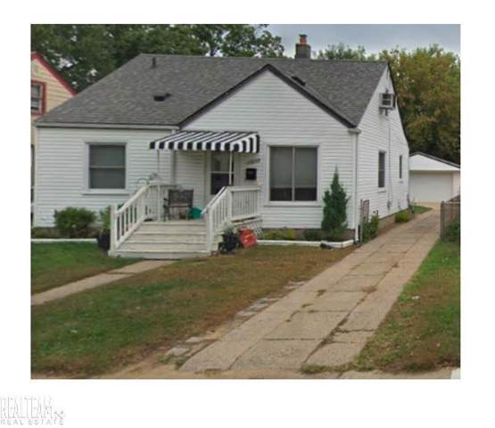 23044 Couzens, Hazel Park, MI 48030 (#58050000229) :: The Alex Nugent Team | Real Estate One