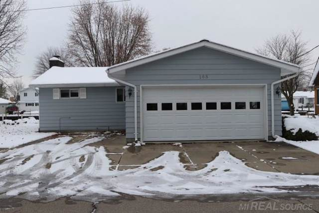 163 Eldon, East China Twp, MI 48054 (#58050000230) :: Alan Brown Group