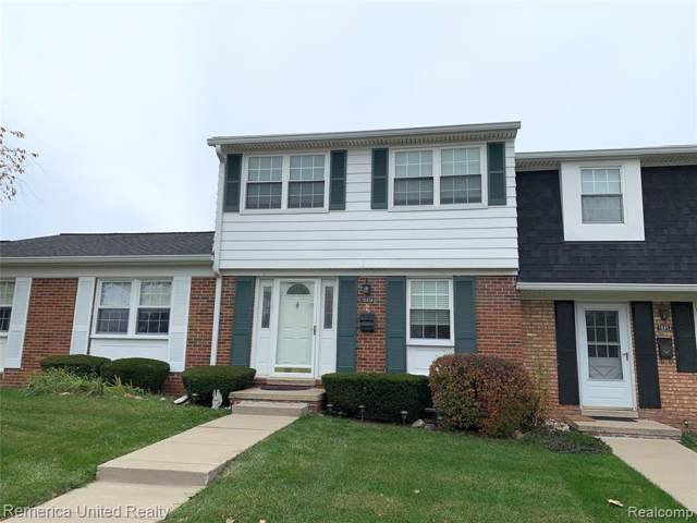 19854 Irongate Court, Northville, MI 48167 (MLS #219116172) :: The Toth Team