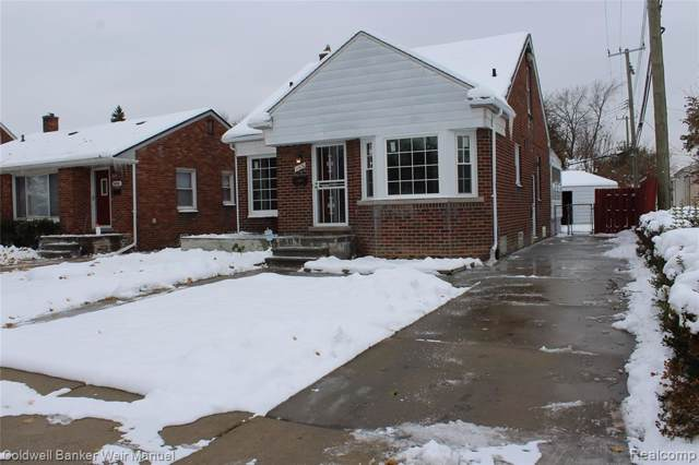 11630 Virgil Street, Redford Twp, MI 48239 (#219116174) :: GK Real Estate Team
