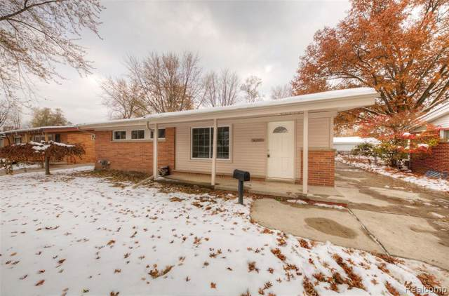 9254 Frederick Street, Livonia, MI 48150 (#219116220) :: GK Real Estate Team