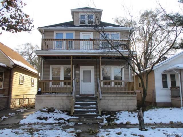 4265 7th Street, Ecorse, MI 48229 (#219116250) :: GK Real Estate Team